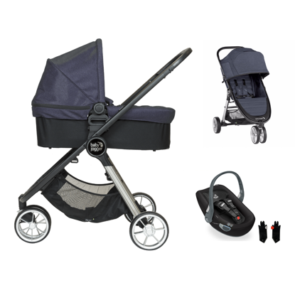 Trio City Mini2 3 ruote