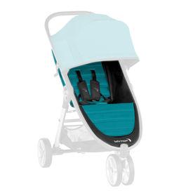 IMBOTTITURA PASSEGGINO con cinture  City Mini2_3 ruote/4ruote_Capri