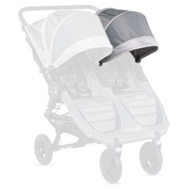 CAPOTTA PASSEGGINO Completa di Struttura_City Mini Double GT_DX _Steel Gray