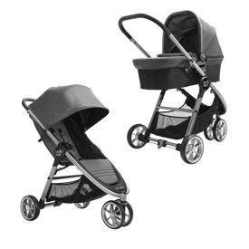 Duo City Mini2 3 ruote Stone Grey/Stone Grey