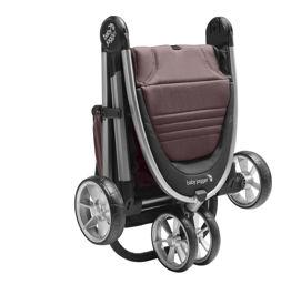 City Mini2 3 ruote Brick Mahogany
